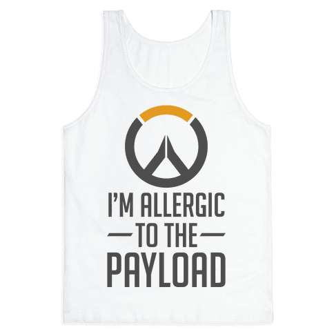 I'm Allergic to the Payload Tank Top
