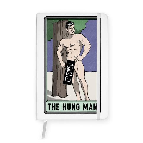 The Hung Man Tarot Notebook