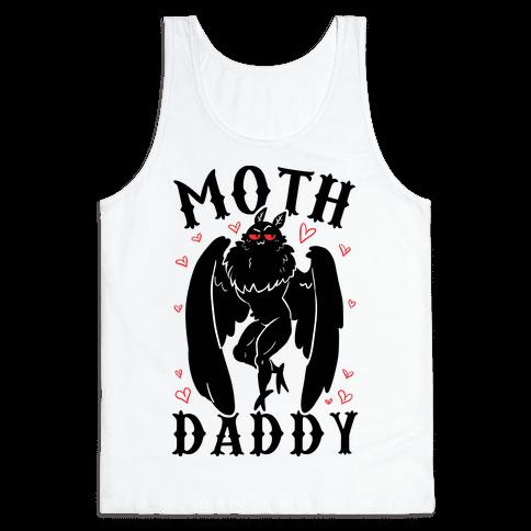 Moth Daddy Tank Top