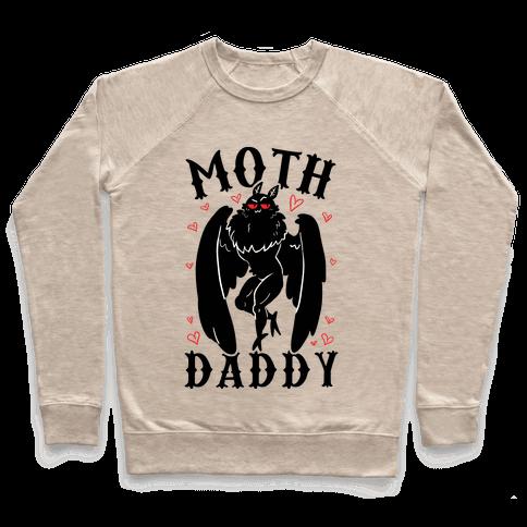 Moth Daddy Pullover