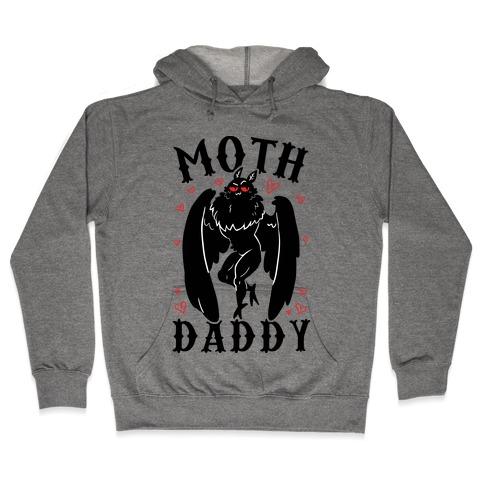 Moth Daddy Hooded Sweatshirt