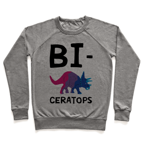 Bi-ceratops Pullover