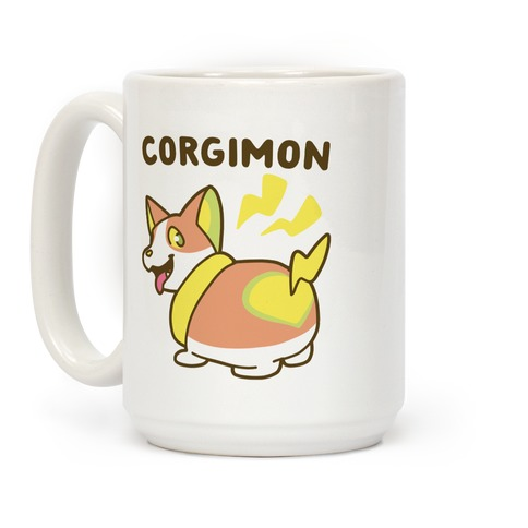 Corgimon Coffee Mug