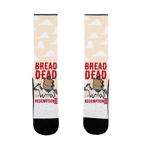 Bread Dead Redemption 2 Sock