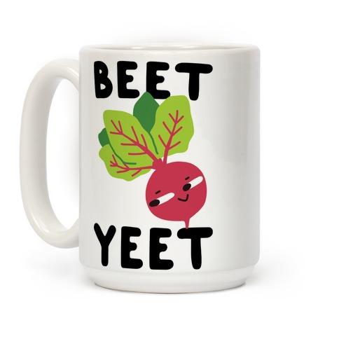 Beet Yeet Coffee Mug