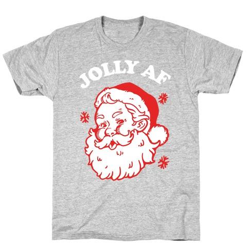 Jolly AF Mens T-Shirt