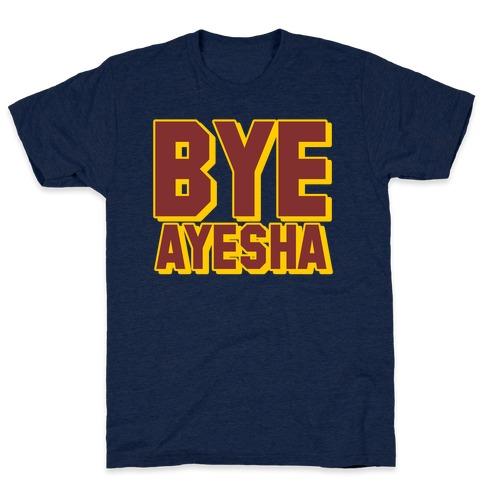Bye Ayesha Mens T-Shirt