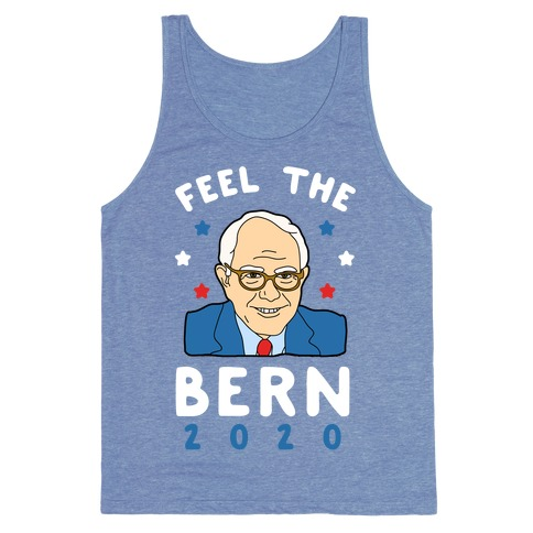 Feel the Bern 2020 Tank Top