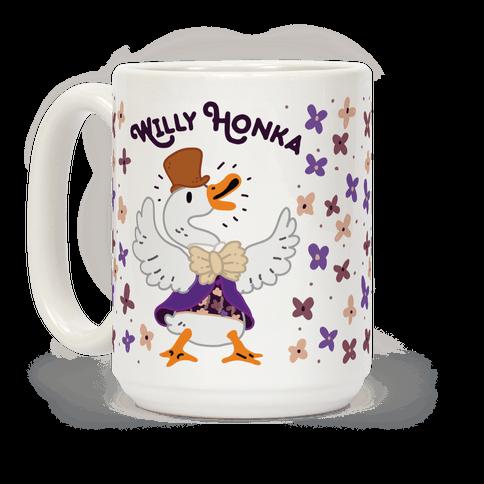 Willy Honka Coffee Mug