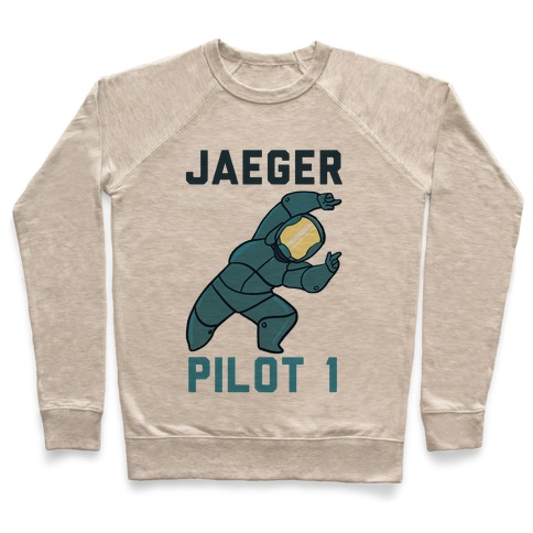 Jaeger Pilot 1 (1 of 2 set) Pullover