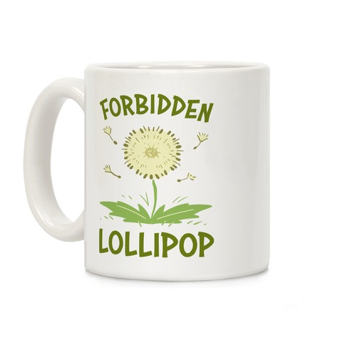 Forbidden Lollipop Coffee Mug