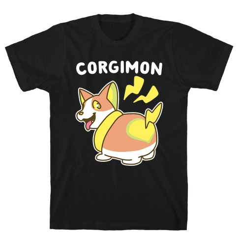 Corgimon T-Shirt