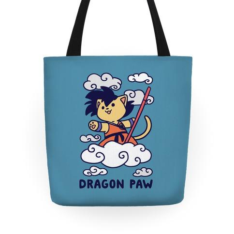Dragon Paw - Goku Tote