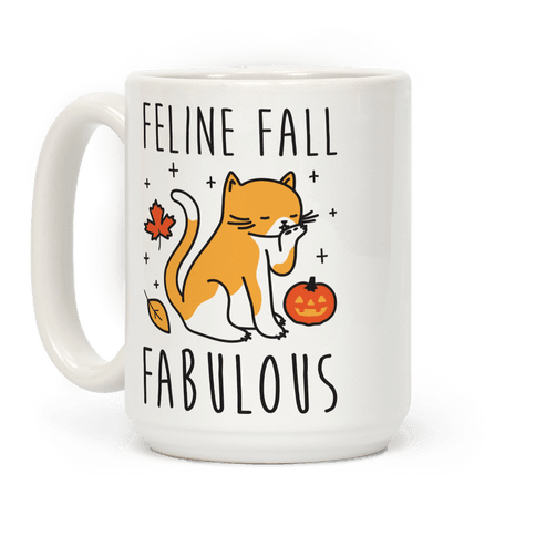 Feline Fall Fabulous