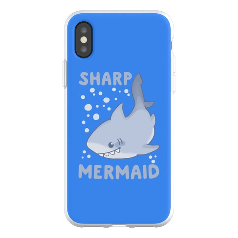 Sharp Mermaid Phone Flexi-Case