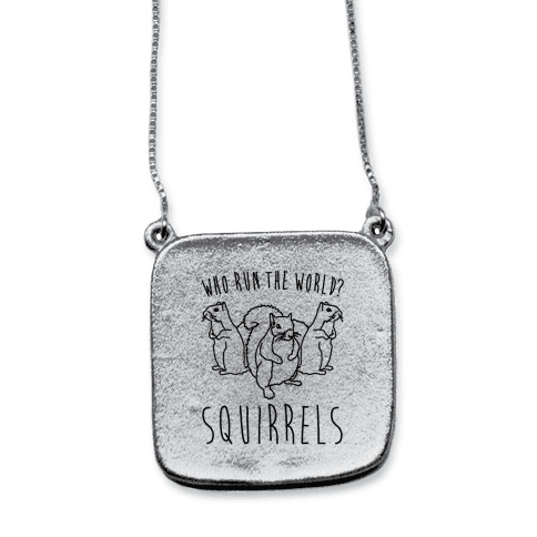 Who Run The World Squirrels Parody