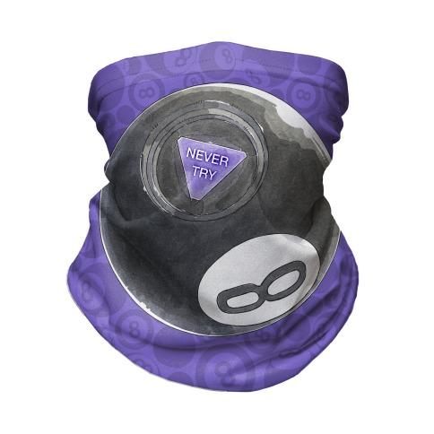 Nihilist 8-Ball Neck Gaiter