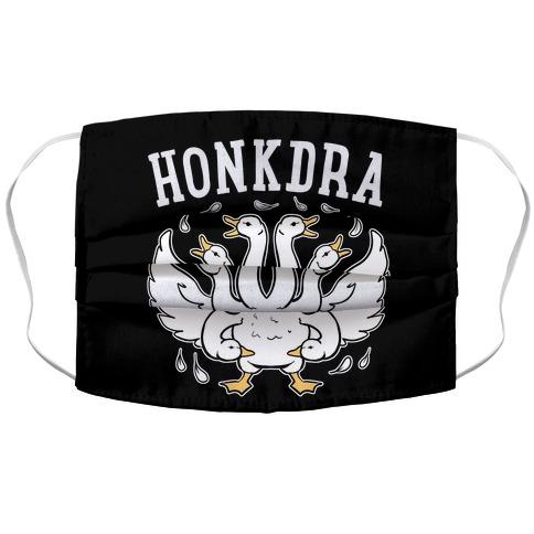 Honkdra Accordion Face Mask
