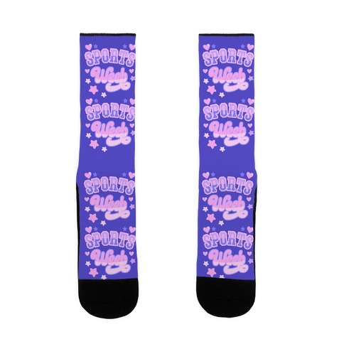 Sports Weeb Sock