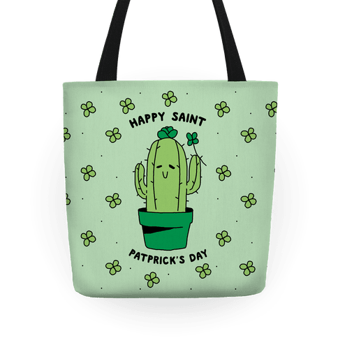 Happy Saint Patprick's Day Tote
