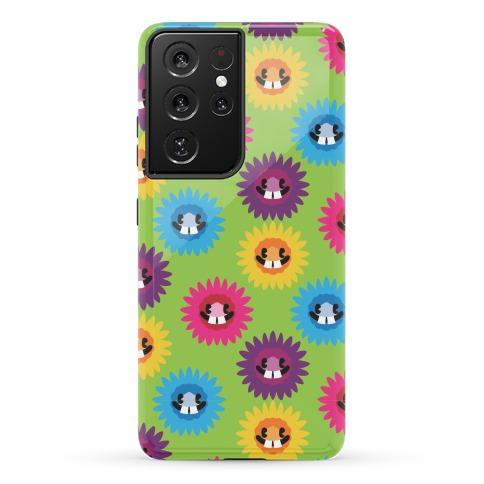 Happy Flower Pattern Phone Case