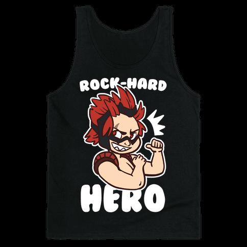 Rock-Hard Hero - Kirishima  Tank Top
