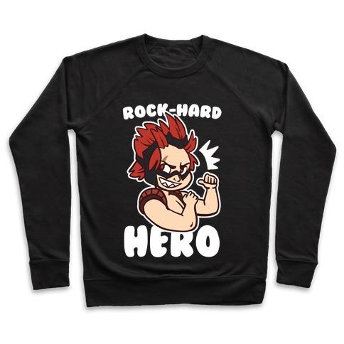 Rock-Hard Hero - Kirishima Pullover