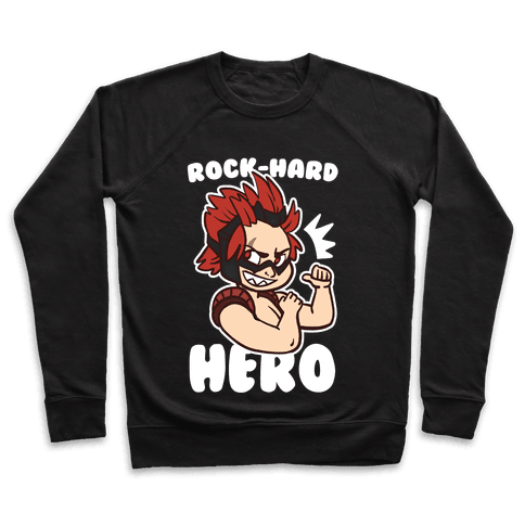 Rock-Hard Hero - Kirishima  Pullover