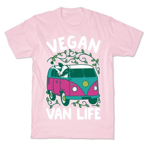 Vegan Van Life T-Shirt