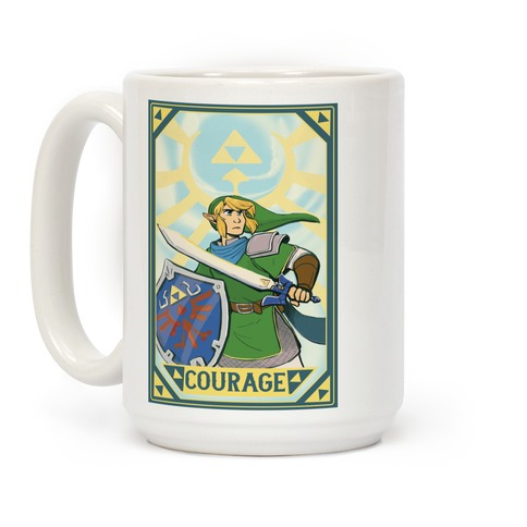 Courage - Link Coffee Mug