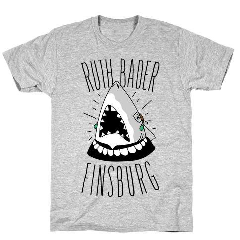 Ruth Bader Finsburg T-Shirt