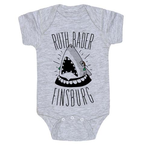 Ruth Bader Finsburg Baby Onesy