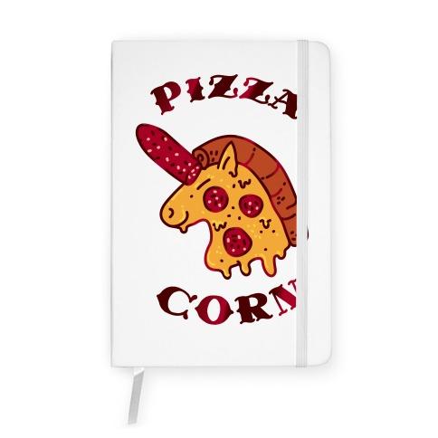 Pizzacorn Notebook