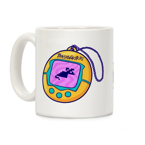 Trashagotchi (Rat) Coffee Mug