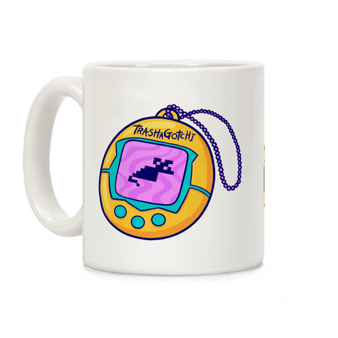 Trashagotchi (Rat) Coffee Mug