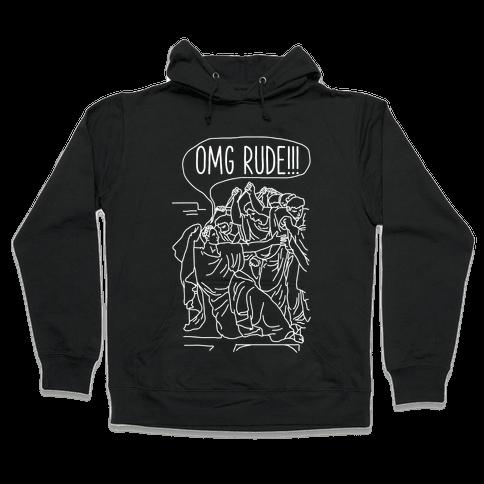 Death Of Caesar Hooded Sweatshirt