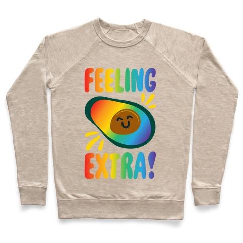 Feeling Extra Avocado Pullover