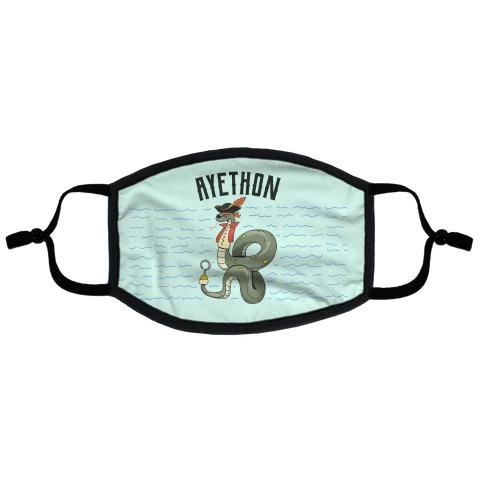Ayethon Flat Face Mask