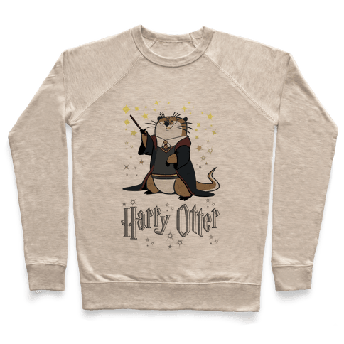 Harry Otter Pullover