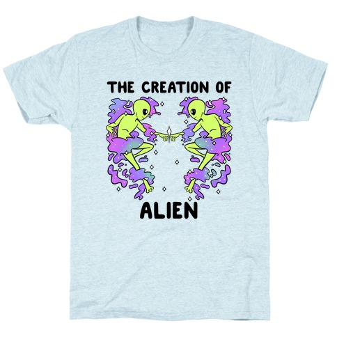 The Creation Of Alien T-Shirt