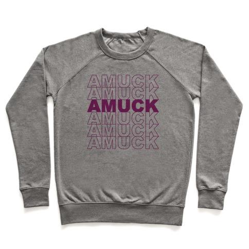 Amuck Amuck Amuck Thank You Hocus Pocus Parody Pullover