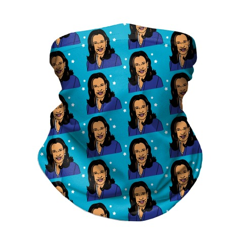 Kamala Harris 2020 Pattern Neck Gaiter