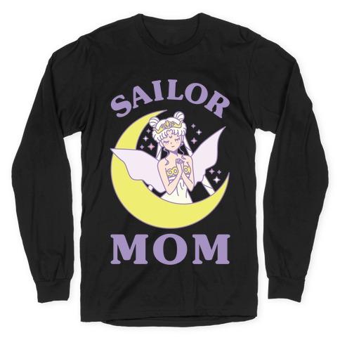 Sailor Mom Long Sleeve T-Shirt