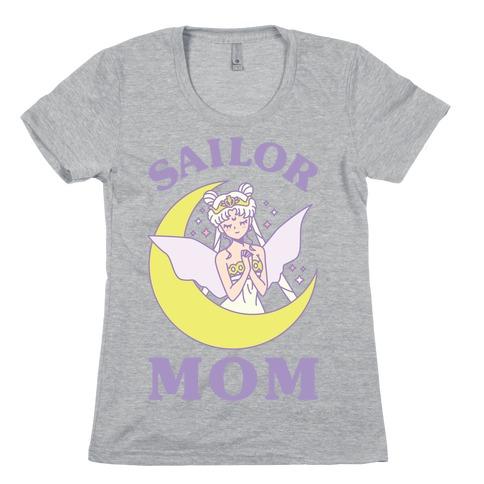 Sailor Mom Womens T-Shirt