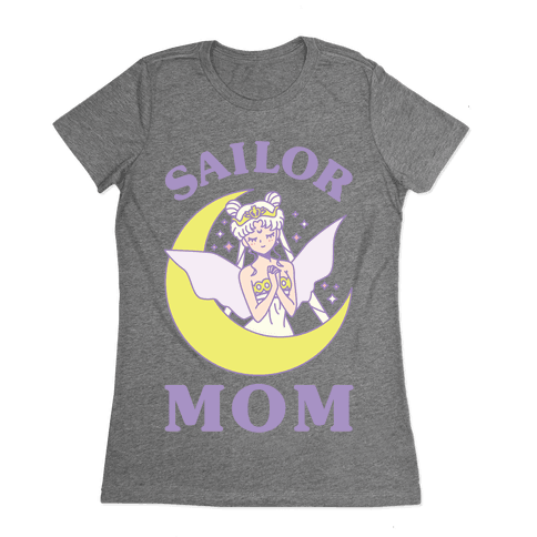 Sailor Mom Womens T-Shirt