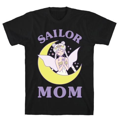 Sailor Mom T-Shirt