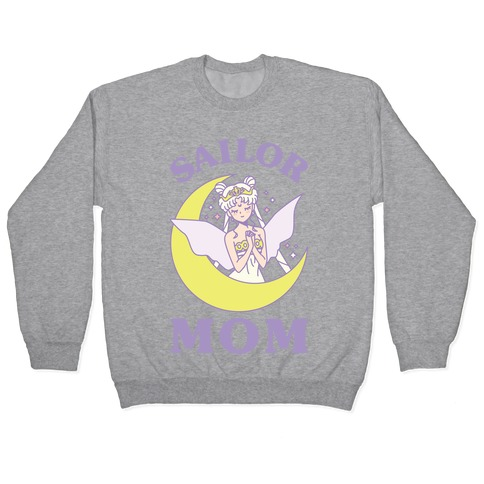Sailor Mom Pullover