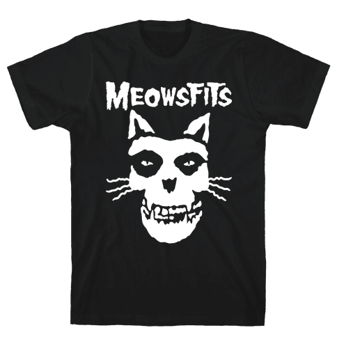Meowsfits Mens T-Shirt