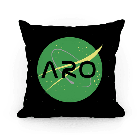 Aro Nasa Pillow