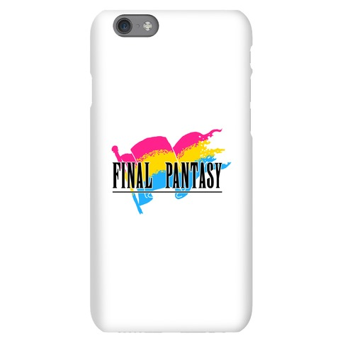 Final Pantasy Phone Case